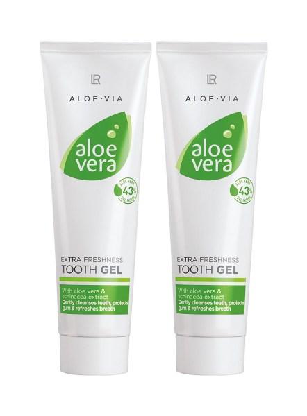 LR ALOE VIA Aloe Vera Extra Freshness Tooth Gel