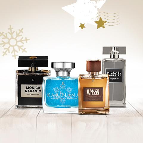 LR Eau de Parfum Kerstmis Christmas X-Mas Wintergeuren