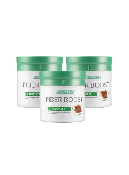 LR LIFETAKT Fiber Boost Drink Powder | Drank rijk aan voedingsvezels - Set van 3