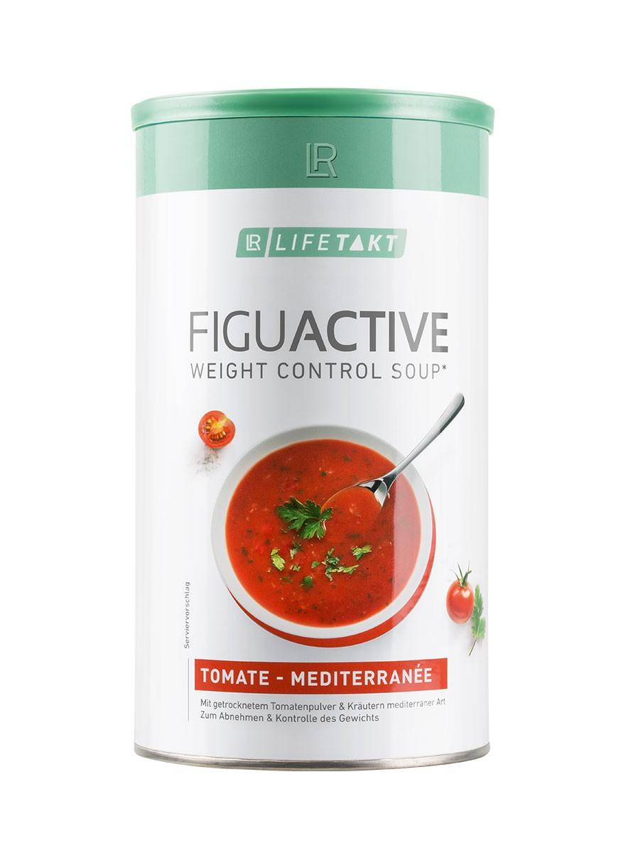 LR LIFETAKT FiguActive Weight Control Soup Tomaten Mediterranée FiguActiv Soep Maaltijdsoep Tomatensoep