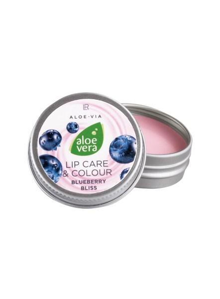 Aloe Vera Blueberry Aroma Lipverzorging & Kleur