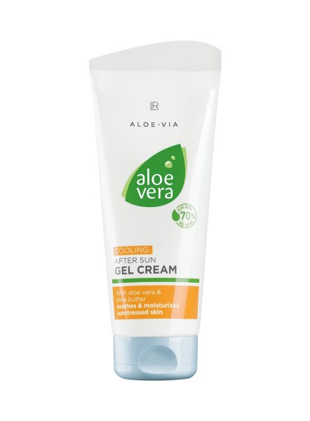 LR ALOE VIA Aloe Vera Cooling After Sun Gel Cream