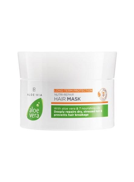 LR ALOE VIA Aloe Vera Nutri-Repair Hair Mask | Haarmasker voor droog en beschadigd haar