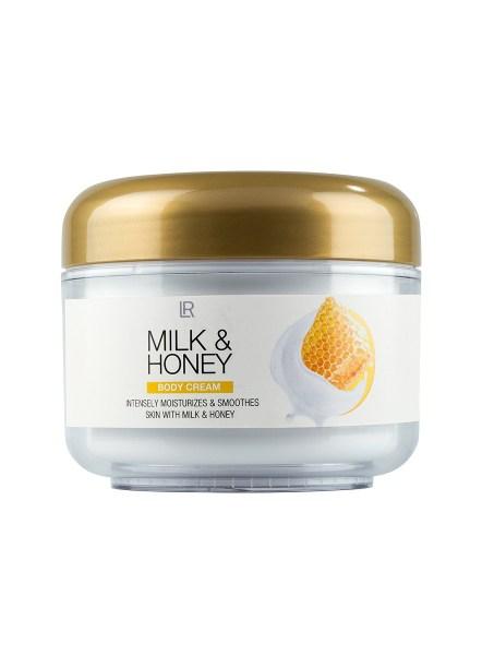 LR Milk & Honey Body Cream