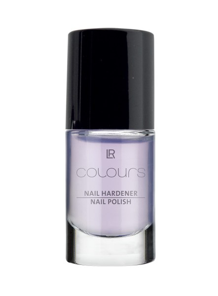 LR COLOURS Nail Hardener Nail Polish