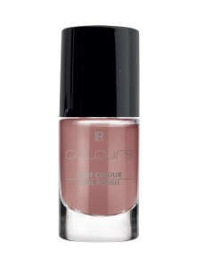 LR COLOURS True Colour Nail Polish No 6 Latte Macchiato