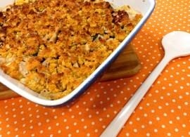 crumble de peru com espinafres1