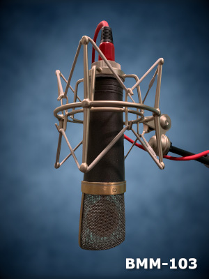BMM-103 Microphone