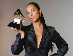 Alicia Keys Grammy