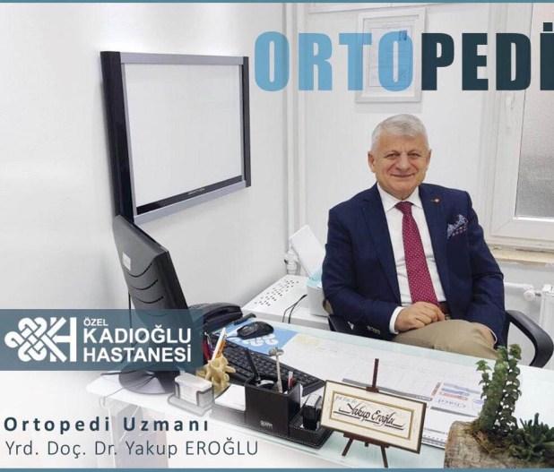 Yrd. Doç. Dr. Yakup Eroğlu