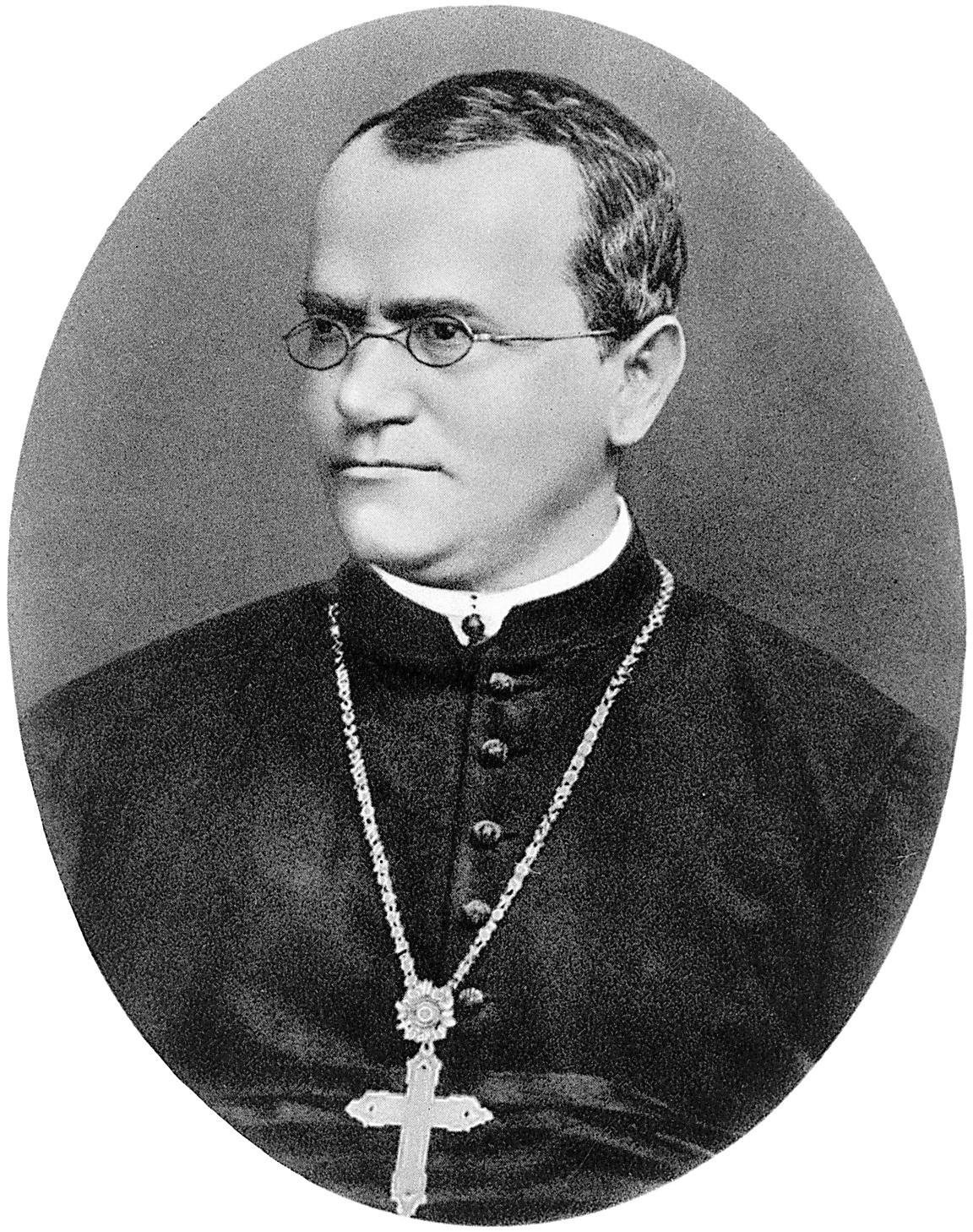 Gregor Mendel Father Of Genetics Visits Bemidji