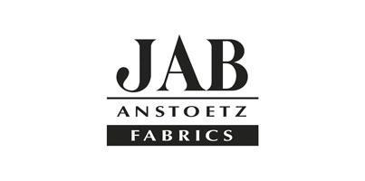 JAB ANSTOETZ -FABRICS- LOGO