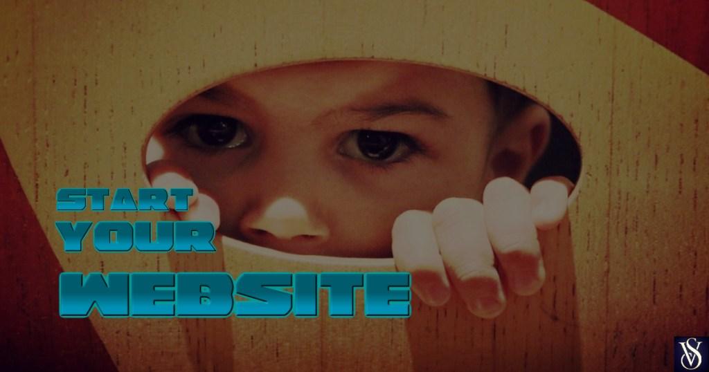 start website