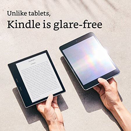 New Kindle is Glare Free