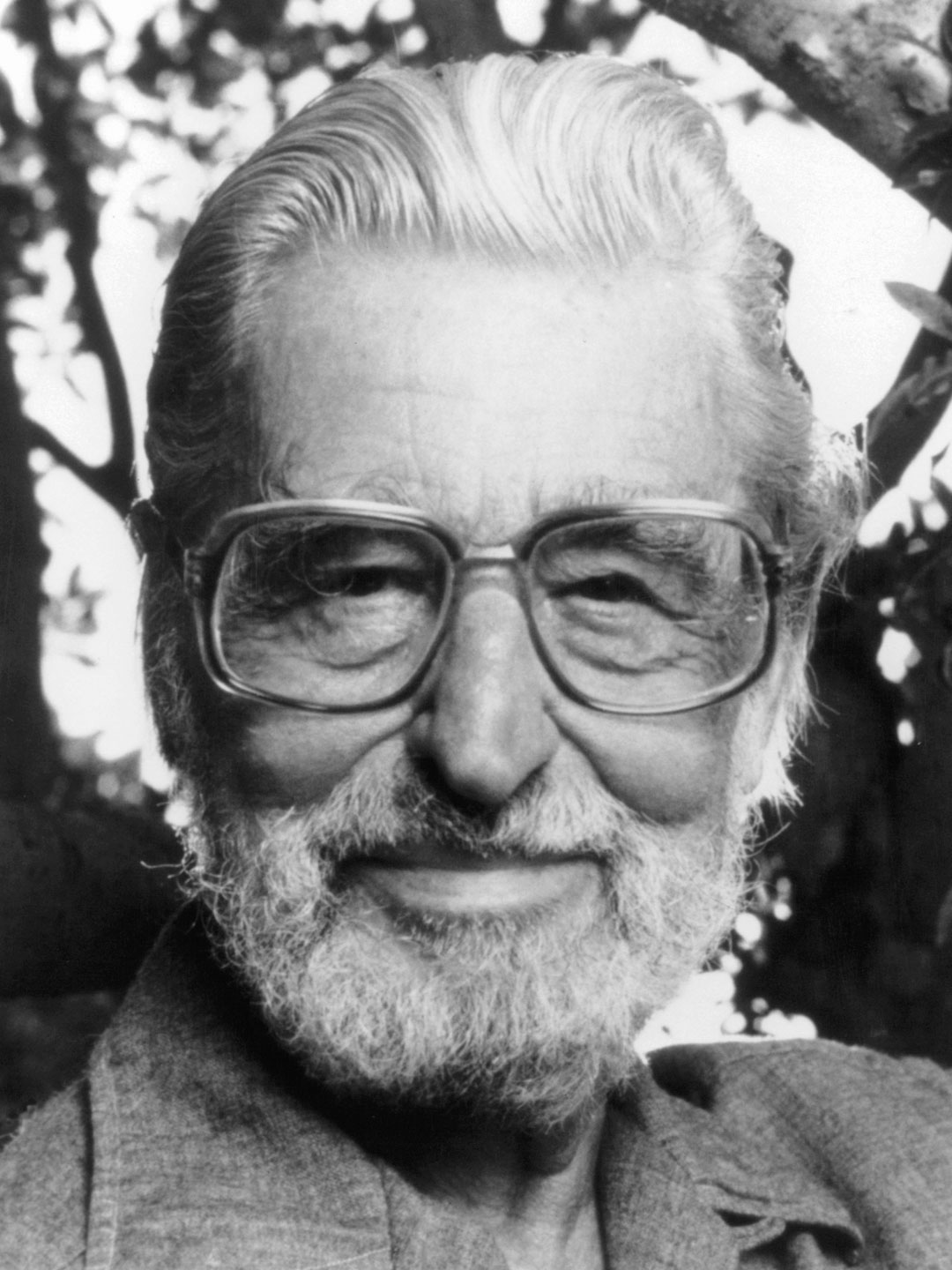 Theodor S Geisel, known to his millions of fans the world over as Dr. Seuss in a publicity portrait from the film biography 'In Search Of Dr. Seuss', 1994. (Photo by TNT/Getty Images)