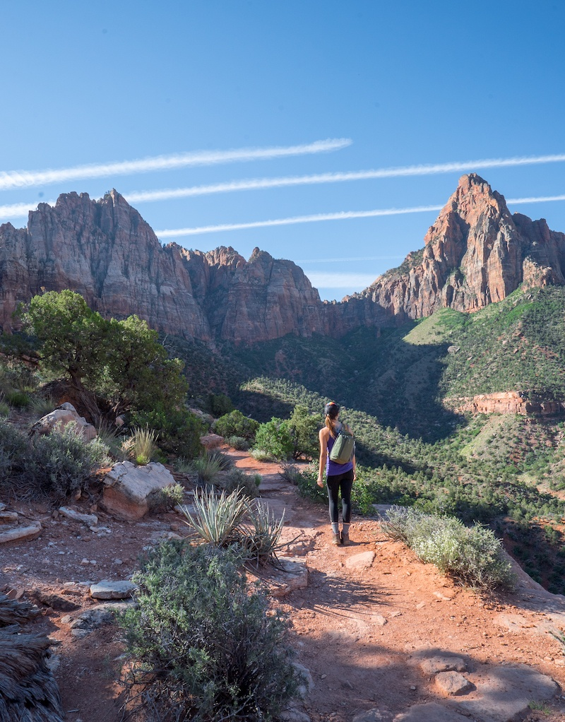 best national parks to visit solo zion