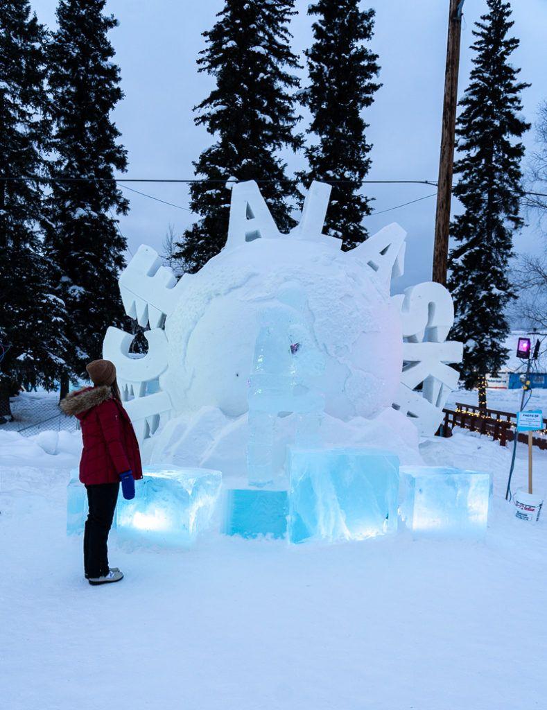 world ice art championships fairbanks alaska