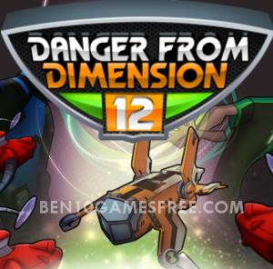 Ben 10 Danger From Dimension 12 Game
