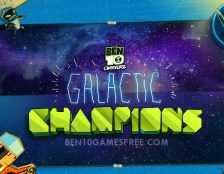 Ben 10 Galactic Champions Game Download, Play Online
