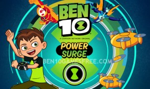 Ben 10 Power Surge Game