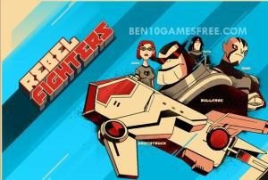 Ben 10 Rebel Fighters Game