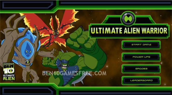 Ben 10 Ultimate Alien: Ultimate Defender Java Game ...