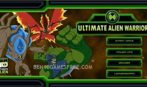 Ben 10 Ultimate Alien Warrior Game