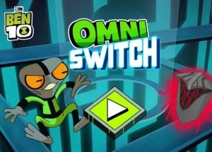 Ben 10 Omni Switch Game