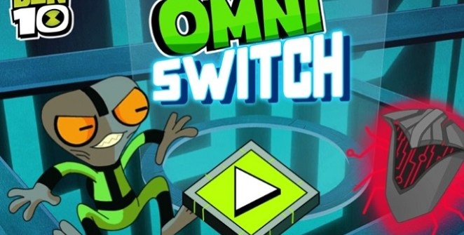 Ben 10 Omni Switch Game