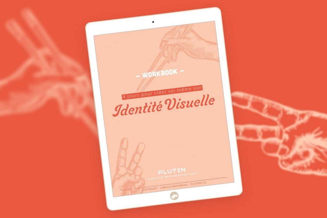 workbook pluton Identité Visuelle