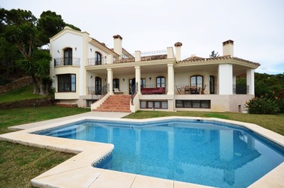 white villa for sale