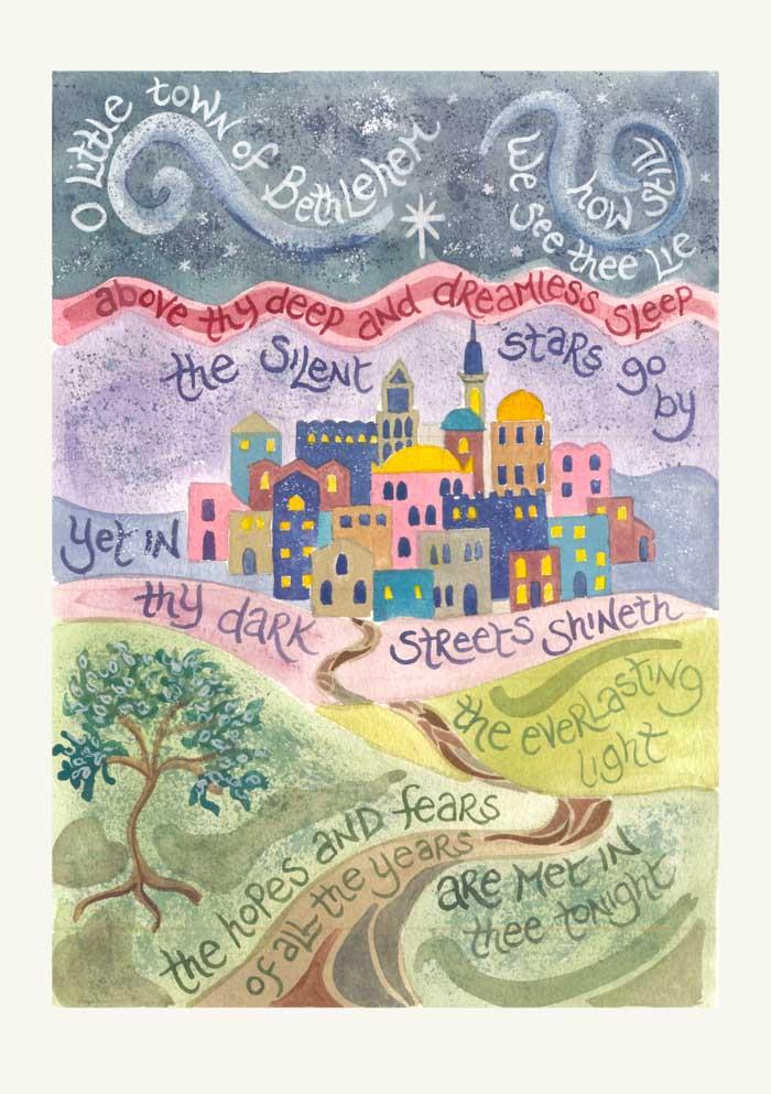 O Little Town Of Bethlehem Ben And Hannah Dunnett
