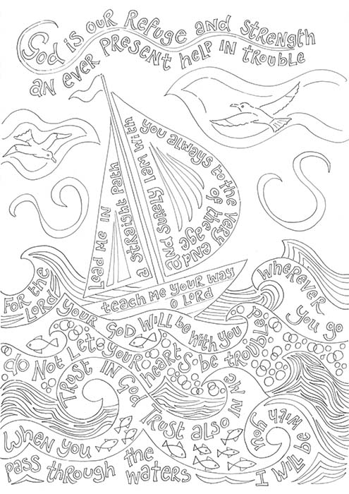 Hannah Dunnett Colouring Book Ben And Hannah Dunnett