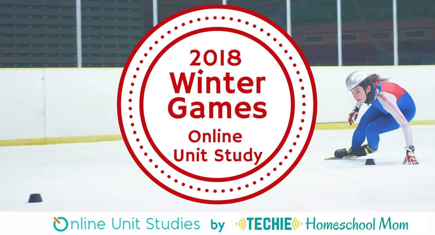 Winter Olympics Resources For Homeschool