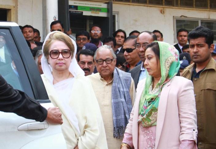 Image result for Corruption: Bangladesh opposition leader to face verdict
