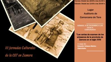 Photo of La exposición de Tripalium llega a Camarzana de Tera