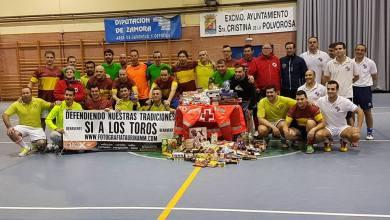 Photo of En el I Torneo Benéfico de asociaciones taurinas ganó la solidaridad