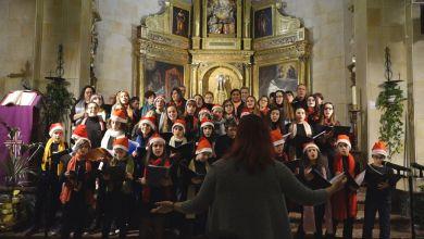Photo of GALERÍA: Concierto de Navidad en la Iglesia Santa María del Carmen de Renueva