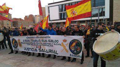 Photo of Policía Nacional y Guardia Civil contarán con la subida salarial aunque no se aprueben los presupuestos