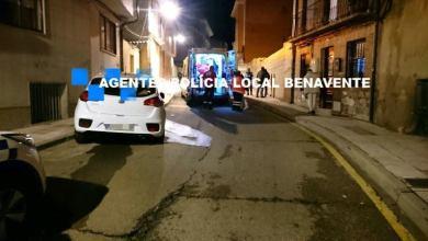 Photo of Herido un joven tras empotrar su coche contra otro estacionado