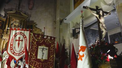 Photo of La Cofradía del Silencio suspende todos los actos culturales y religiosos para la Semana Santa 2020