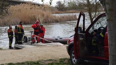 Photo of Amplio dispositivo de búsqueda de un hombre en el entorno del Duero