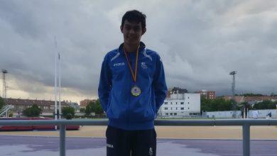 Photo of Ismael Álvarez Hassani finalista en el Campeonato de España Sub 20