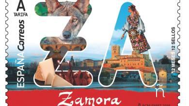 Photo of Presentado el nuevo sello dedicado a la provincia de Zamora