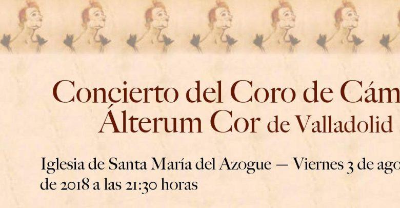 Photo of El CEB Ledo del Pozo organiza el IV Concierto con Álterum Cor