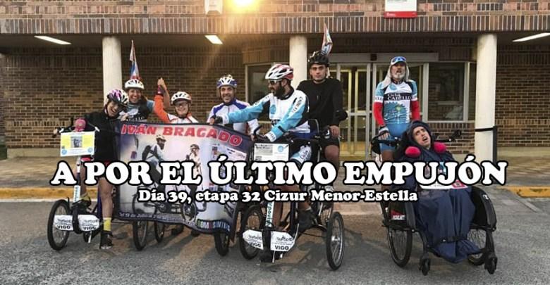 Photo of Último tramo para Discamino que empieza a rodar equipo nuevo