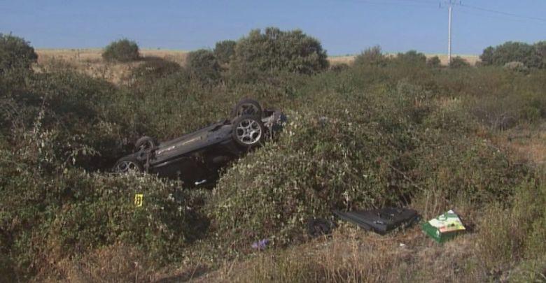 Photo of Fallece una mujer y un menor resulta herido tras sufrir un accidente en la N-122