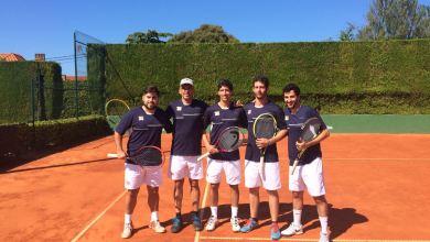 Photo of El Club de Tenis Zamora vence al Club de Tenis Gijón en el Campeonato de España Absoluto por Equipos