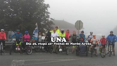 Photo of Discamino afronta la penúltima etapa con ganas de llegar a Santiago