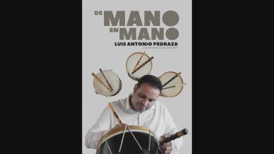 Photo of Luis Antonio Pedraza presenta su nuevo disco «De mano en mano»